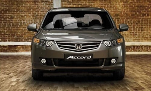Honda Accord, Sedan, Numar usi