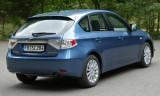 Subaru Impreza, Numar usi