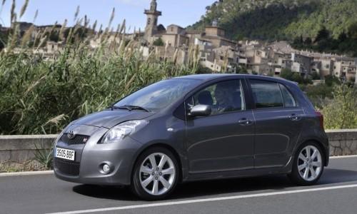 Toyota Noul Yaris TS, Numar usi