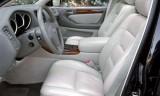 Lexus GS 300, Numar usi