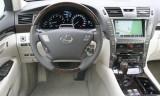 Lexus LS 460, Numar usi