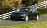 Lexus LS 600h L, Numar usi
