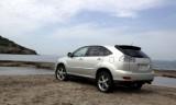 Lexus RX 400h, Numar usi