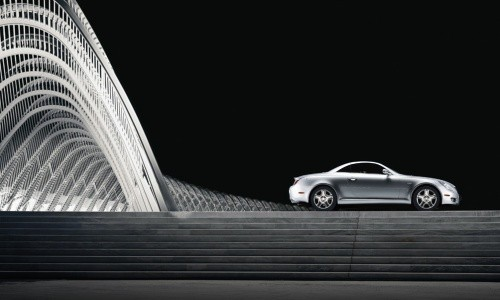 Lexus SC, Numar usi