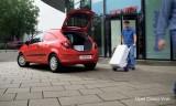 Opel Corsa Van, Numar usi