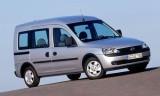 Opel Combo Tour, Numar usi