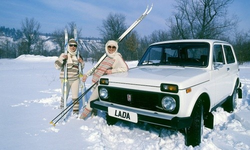 Lada Niva-Montana 4X4, Numar usi