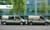 Renault Trafic Furgon, Numar usi