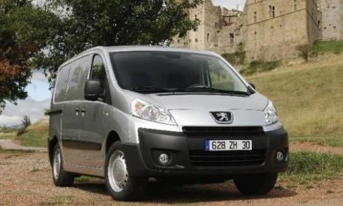 Peugeot Expert, Numar usi