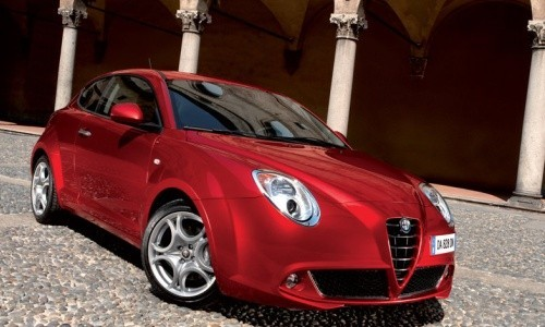 Alfa Romeo MiTo, Numar usi
