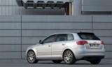 Audi A3, Sportback, Numar usi