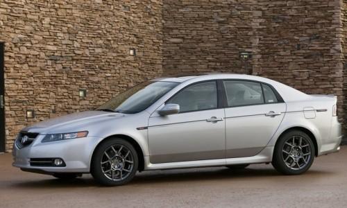 Acura TL Type S, Numar usi