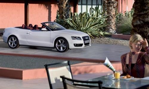 Audi A5 Cabriolet, Numar usi