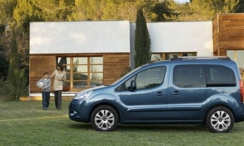 Citroen Berlingo First Combi, Numar usi