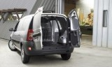 Dacia Logan Van, Numar usi