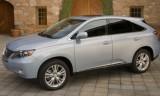 Lexus RX450 (hybrid), Numar usi