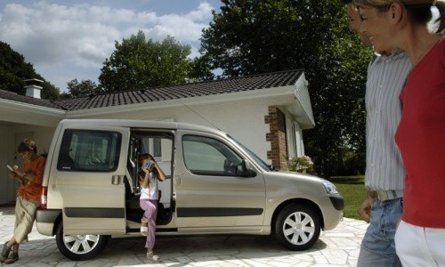 Citroen Berlingo First Furgon, Numar usi