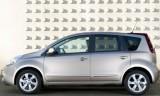 Nissan Noul Note, Numar usi