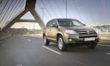 Toyota Noul RAV4, Numar usi