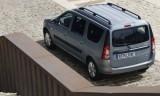 Dacia Noul Logan MCV, Numar usi