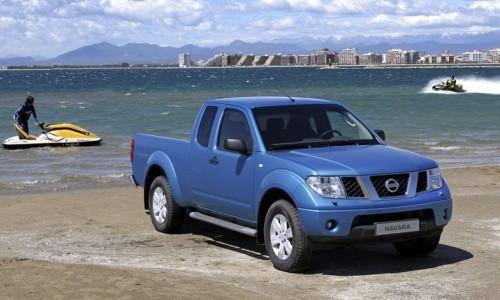 Nissan Navara, Numar usi