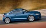 Audi TT Coupe, Numar usi