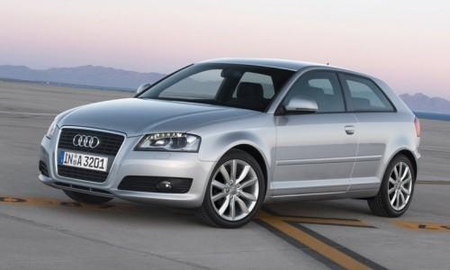 Audi A3, Numar usi