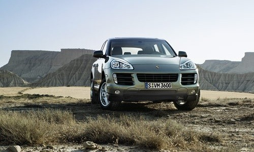 Porsche Cayenne, Numar usi