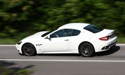 Maserati GranTurismo S, Numar usi