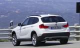 BMW X1, Numar usi