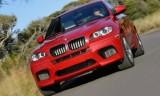 BMW X6 M, Numar usi