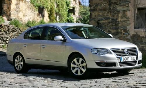 Volkswagen Passat, Numar usi