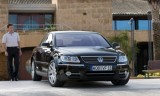 Volkswagen Phaeton, Numar usi