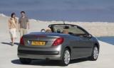 Peugeot 207 CC, Numar usi