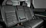 Nissan X-TRAIL Classic, Numar usi