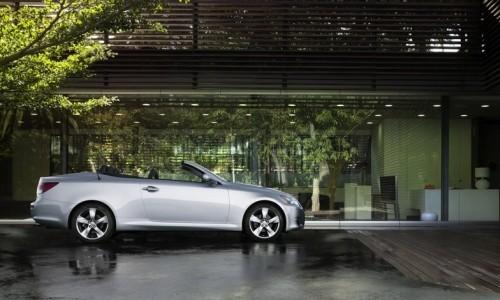 Lexus IS 250C, Numar usi