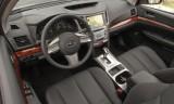 Subaru Noul Outback, Numar usi