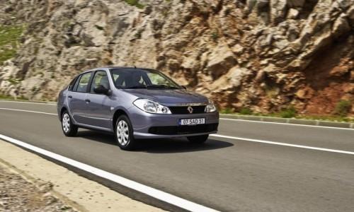 Renault Noul Symbol Best (serie limitata), Numar usi