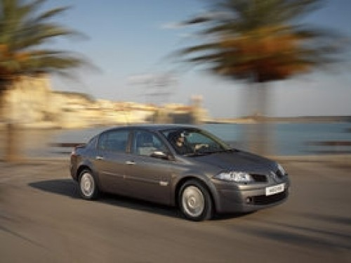Renault Megane Sedan Luxury Edition (serie limitata), Numar usi