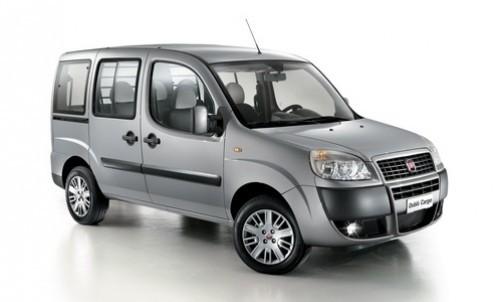 Fiat Doblo Combi, Numar usi