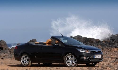 Ford Focus CC, Numar usi
