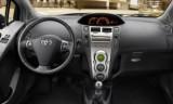 Toyota Yaris, Numar usi