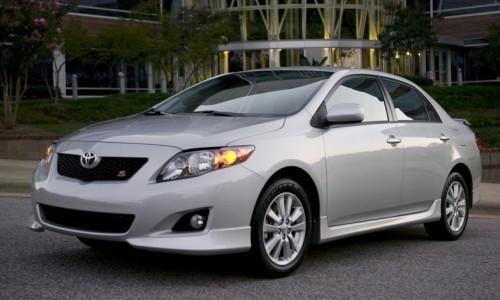 Toyota Noua Corolla, Numar usi