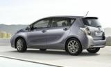Toyota Noul Verso, Numar usi