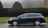 Toyota Noul Avensis Wagon, Numar usi