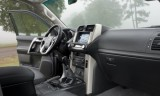 Toyota Noul Land Cruiser 150, Numar usi