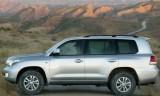 Toyota Noul Land Cruiser V8, Numar usi