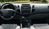 Toyota Noul Hilux cabina simpla, Numar usi