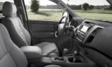 Toyota Noul Hilux cabina dubla, Numar usi