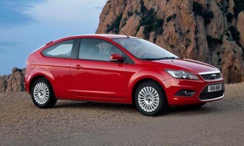 Ford Focus, 3 usi, Numar usi